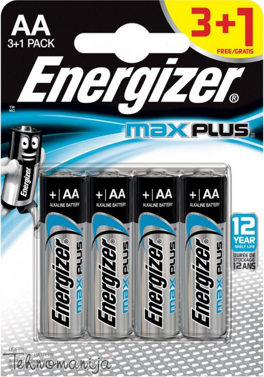 ENERGIZER Baterija LR03 3 PLUS 1