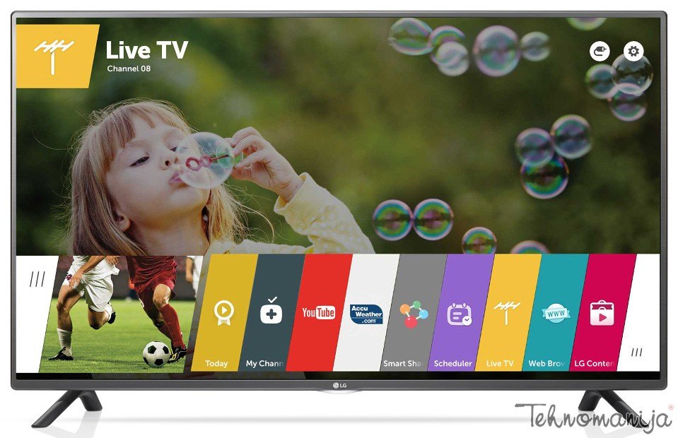 "LG Televizor 32LF592U, 32"", LED"