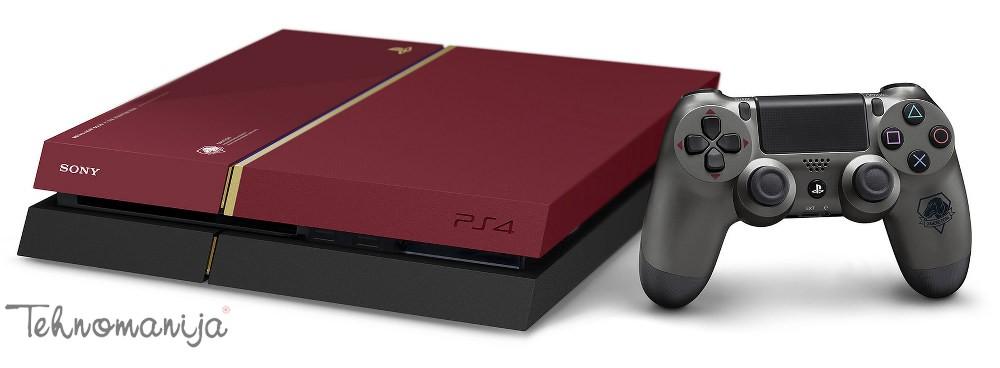 Sony konzola PlayStation 4 PS4 500GB MGEARS V