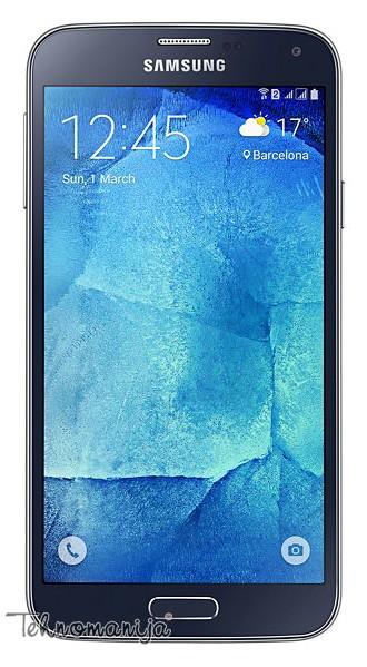 Samsung smart mobilni telefon Galaxy S5 Neo G903 16GB BK