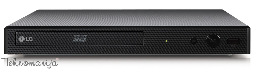 LG 3D Blu-ray plejer BP-450