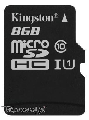 Kingston memorijska kartica KFSDC10G2/8GBSP
