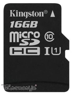 Kingston memorijska kartica KFSDC10G2/16GBSP