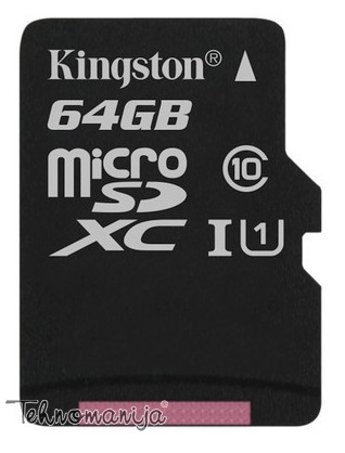 Kingston memorijska kartica KFSDC10G2/64GBSP