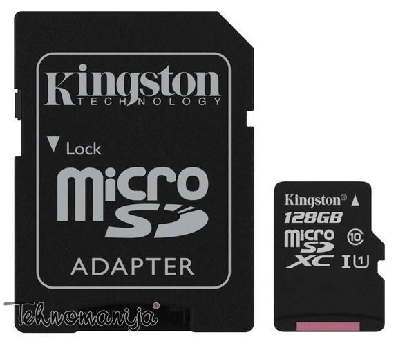 Kingston memorijska kartica KFSDC10G2/128GB