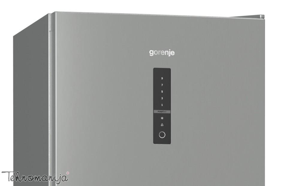 GORENJE Kombinovani frižider NRK 6191 MX, No Frost Plus