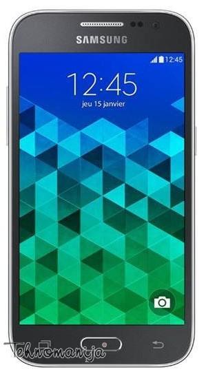 SAMSUNG Smart mobilni telefon G361 GRAY 1 GB, 5 Mpix