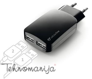 Cellular Line USB punjač T203097