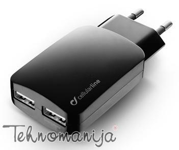 Cellular Line USB punjač T203094