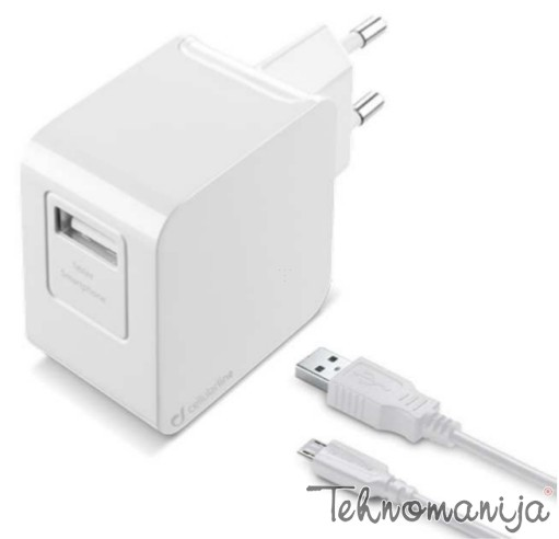 Cellular Line USB punjač T203098