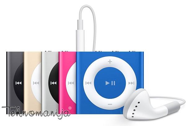 APPLE iPod shuffle MKMJ2HCA, 2GB