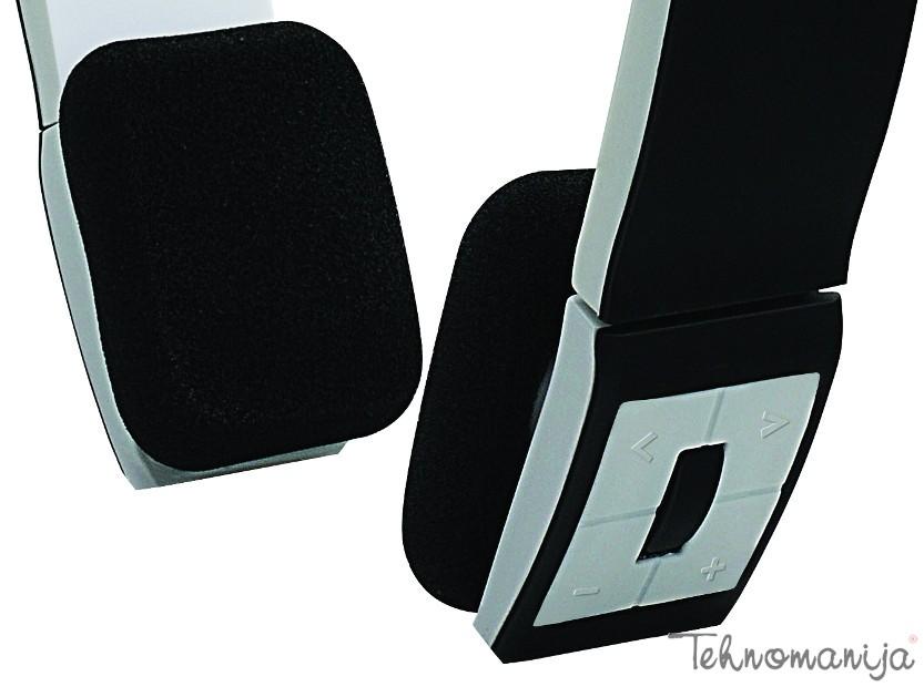 Denver bežične slušalice sa mikrofonom BTH-201 BLACK
