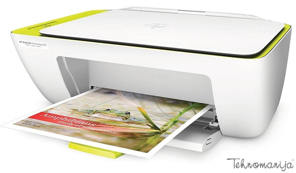 HP multifunkcijski uređaj DeskJet Ink Advantage 2135 F5S2