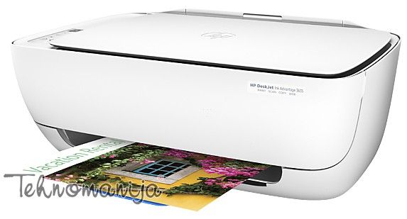 HP multifunkcijski uređaj DeskJet Ink Advantage 3635 F5S4