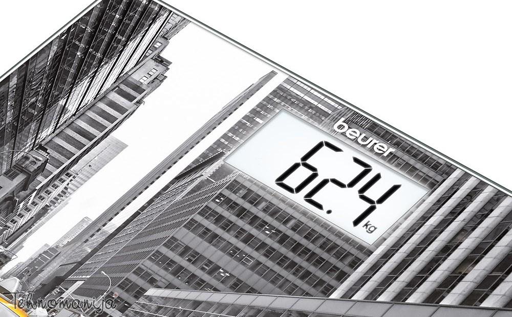 BEURER Vaga za merenje telesne težine GS 203 New York