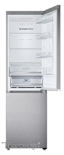 SAMSUNG Kombinovani frižider RB-41J7810SR, No Frost