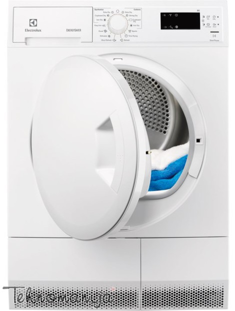 ELECTROLUX Mašina za sušenje veša EDH 3684PDE. Toplotna pumpa