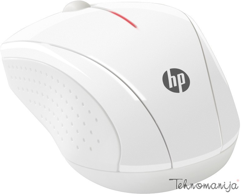 HP Optički miš X3000 Blizzard N4G64AA