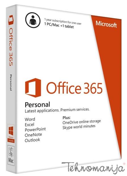 Microsoft paket OFFICE 365 PERSONAL