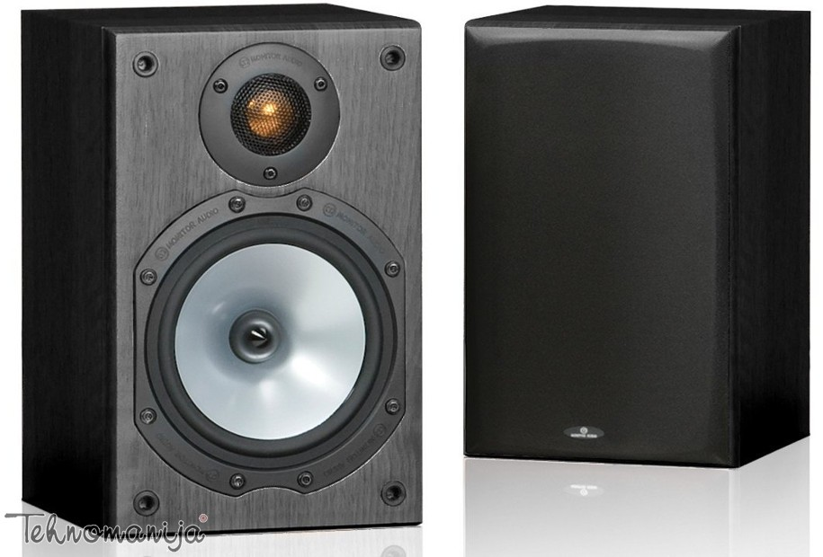 MONITOR AUDIO Zvučnici MR1 BLACK