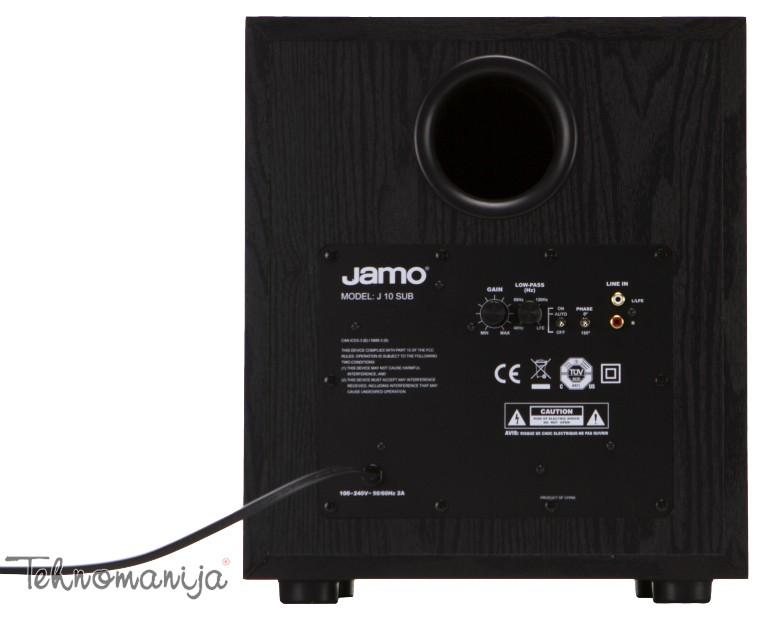 JAMO Subwoofer J10 BLACK