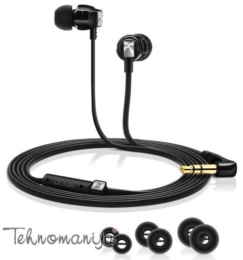 Sennheiser slušalice CX3.00 BLACK