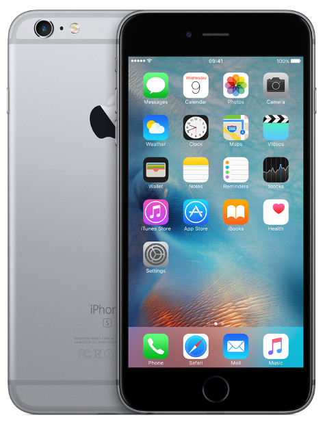 Apple smart mobilni telefon iPhone 6s Plus MKU62SE/A