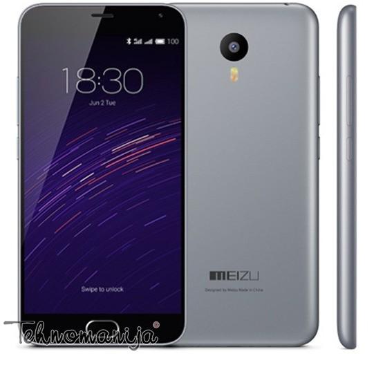 Meizu smart mobilni telefon m2 note M571DS GR