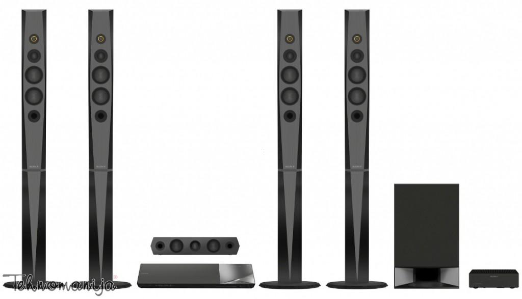 Sony Blu-ray sistem BDV-N9200WB
