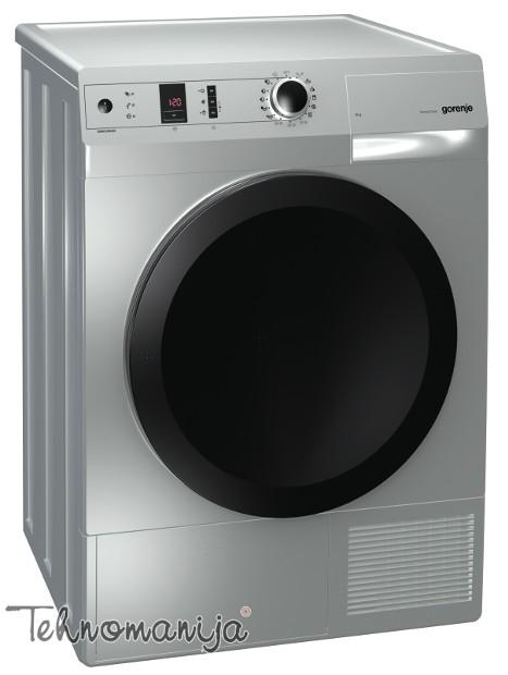 GORENJE Mašina za sušenje veša D8565NA, Toplotna pumpa
