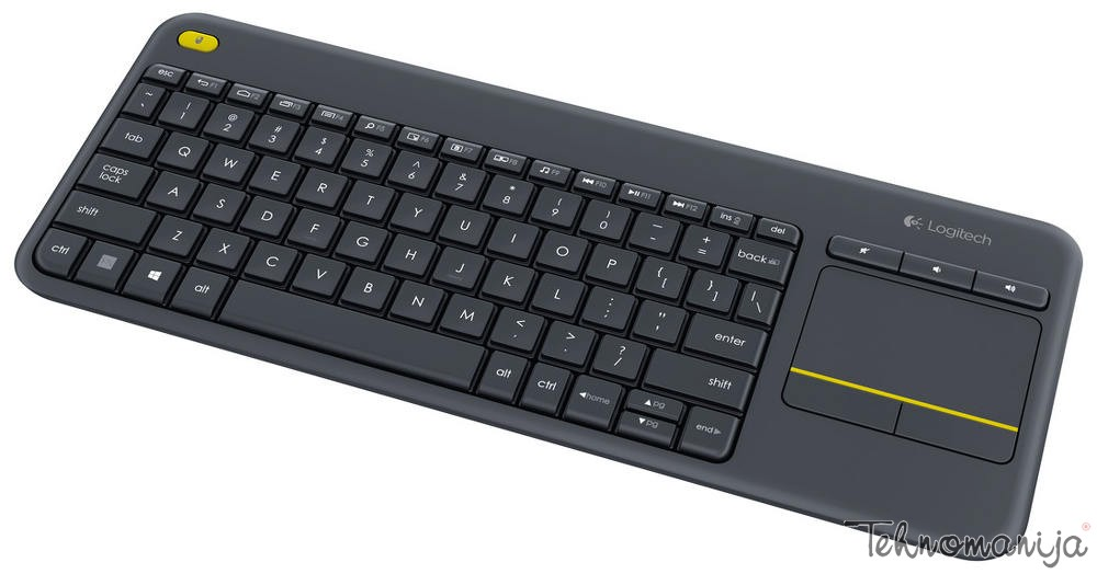 LOGITECH Tastatura K400 PLUS