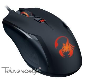 GENIUS Gejmerski žični miš AMMOX X1 400