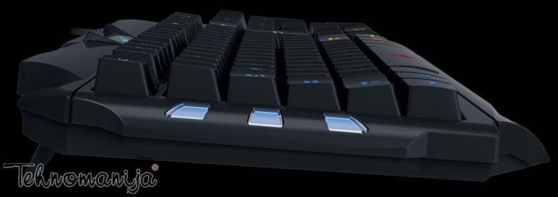 Genius gejmerska tastatura SCORPION K5