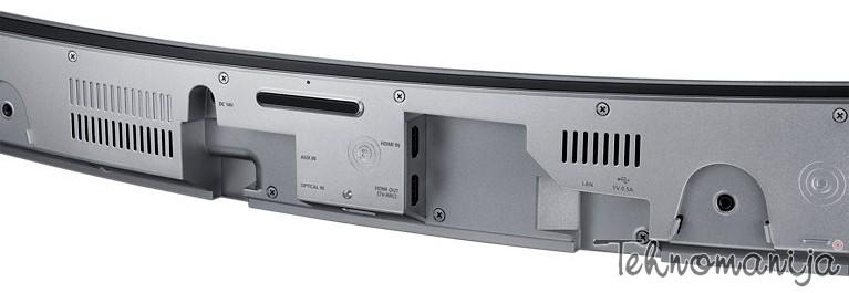 SAMSUNG Soundbar zvučnici HW J6501 EN