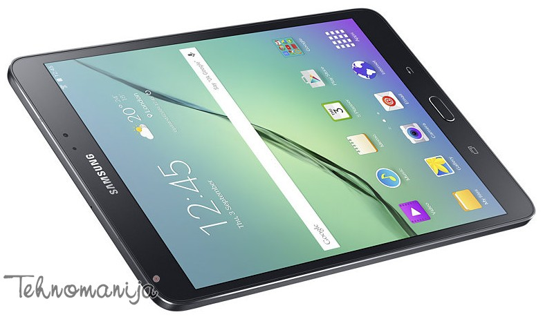 Samsung tablet Galaxy Tab S2 SM-T710 BLACK