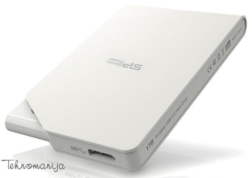 Silicon Power eksterni hard disk SP500GBPHDS03S3W