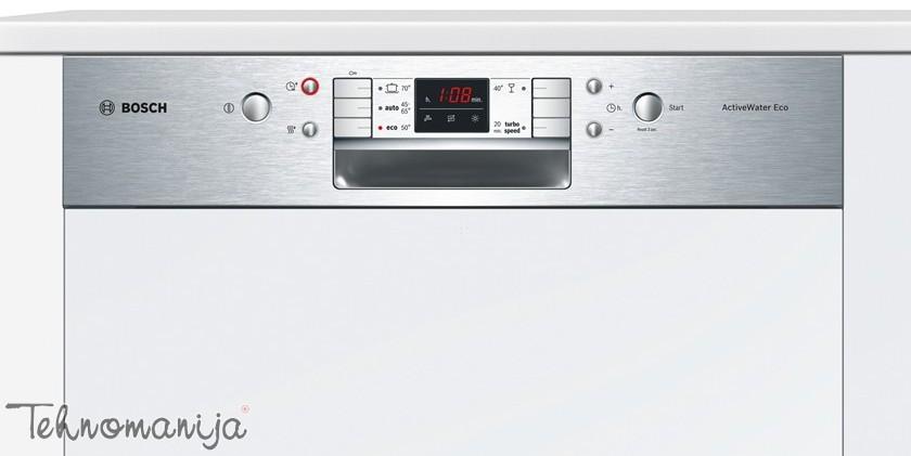 Bosch ugradna sudomašina SMI 58P15EU