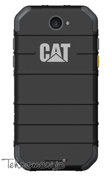 CAT Smart mobilni telefon S30 DS 1 GB, 5 Mpix, Crna