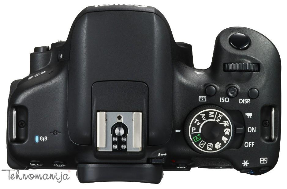Canon DSLR fotoaparat EOS750D 18-55IS