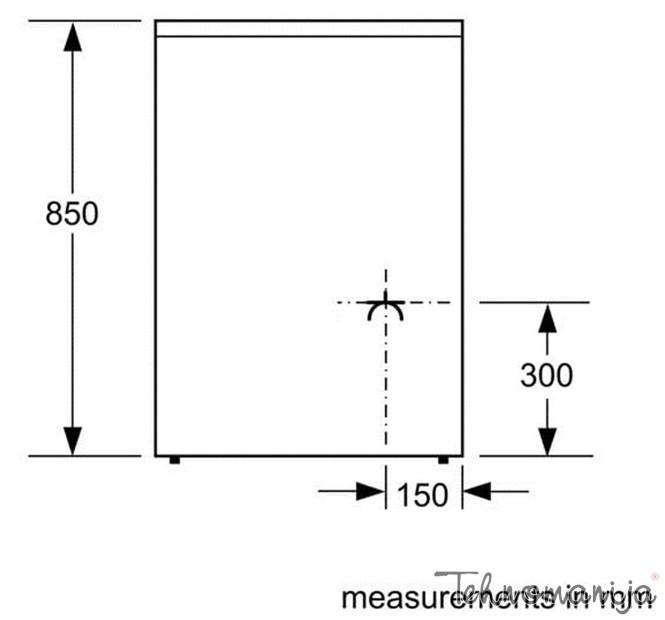 Bosch šporet HCA 743220F