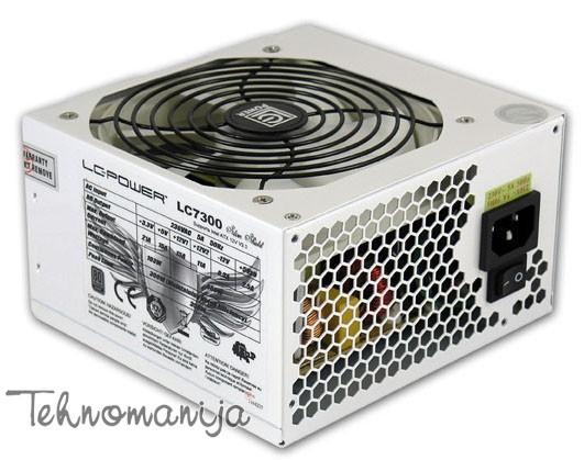 LC Power napajanje LC7300V2 3 80SILVER