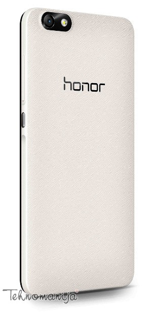 Honor smart mobilni telefon CHERRY 4X WHITE