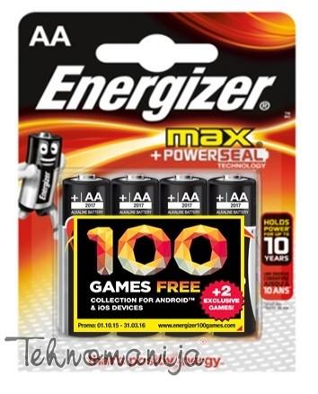 Energizer baterija MAX LR6 G