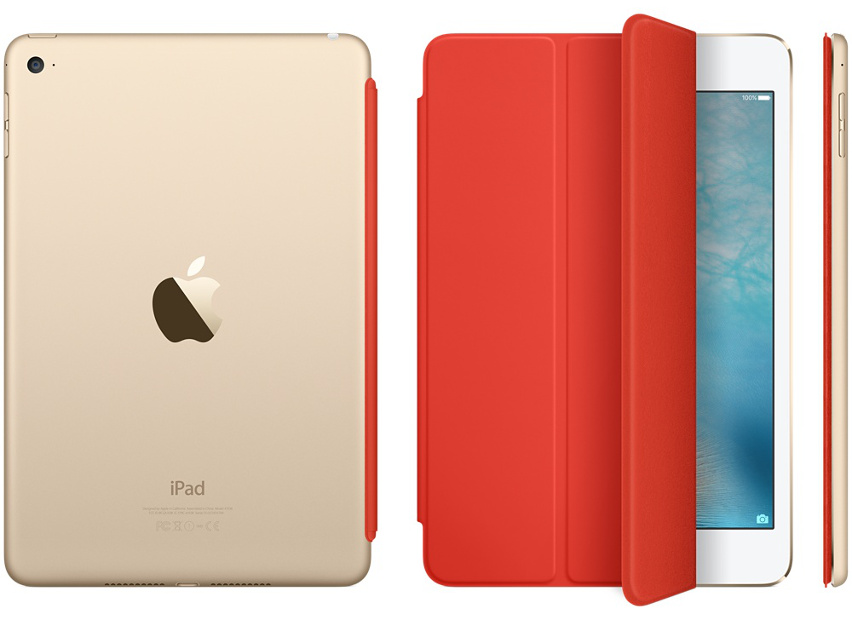 Apple Smart Cover za iPad mini 4 - Narandžasti