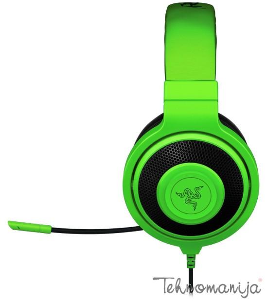 Razer gejmerske slušalice sa mikrofonom KRAKEN PRO GREEN