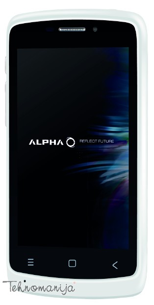 Alpha smart mobilni telefon Koala DS WHITE