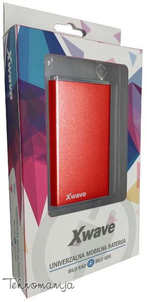 X Wave prenosna baterija 022405 AB
