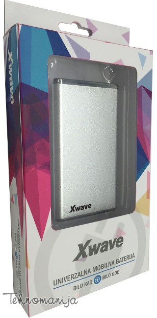 X Wave prenosna baterija 022403 AB
