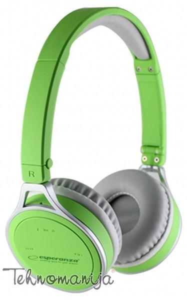 Esperanza bežične slušalice sa mikrofonom EH 160G