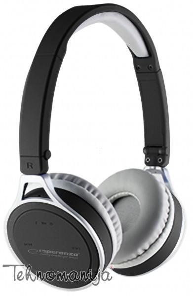 Esperanza bežične slušalice sa mikrofonom EH 160K